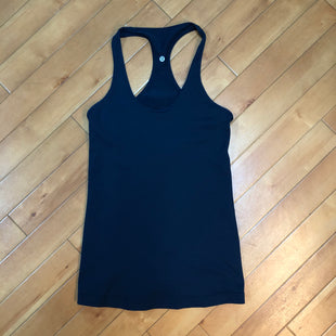 Primary Photo - BRAND: LULULEMON STYLE: ATHLETIC TANK TOP COLOR: BLUE SIZE: L SKU: 178-17853-433