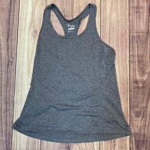 Primary Photo - BRAND: OLD NAVY STYLE: ATHLETIC TANK TOP COLOR: GREY SIZE: L OTHER INFO: RUN ON BACK SKU: 178-17824-11628