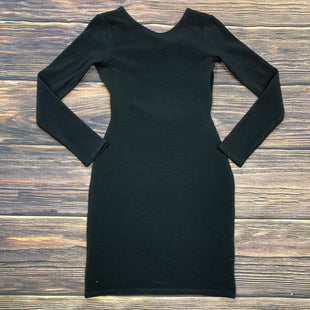 Primary Photo - BRAND: EXPRESS STYLE: DRESS SHORT LONG SLEEVE COLOR: BLACK SIZE: XS SKU: 178-178192-2414