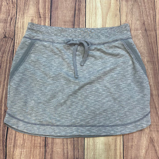 Primary Photo - BRAND: ATHLETA STYLE: ATHLETIC SKIRT SKORT COLOR: GREY SIZE: S SKU: 178-17824-11458