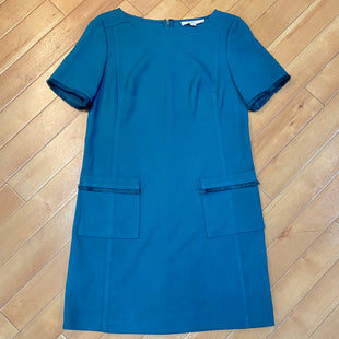 Primary Photo - BRAND: LOFT STYLE: DRESS SHORT SHORT SLEEVE COLOR: GREEN SIZE: S SKU: 178-178182-716