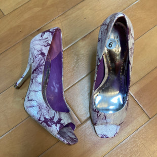 Primary Photo - BRAND: BCBG STYLE: SHOES HIGH HEEL COLOR: PURPLE SIZE: 6 SKU: 178-17824-8801
