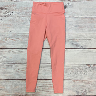 Primary Photo - BRAND: FABLETICS STYLE: ATHLETIC PANTS COLOR: SALMON SIZE: S SKU: 178-178203-4720