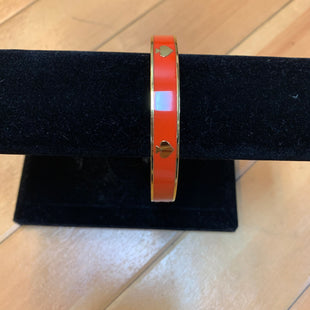 Primary Photo - BRAND: KATE SPADE STYLE: BRACELET COLOR: ORANGE OTHER INFO: SPADE BANGLE SKU: 178-178102-53812