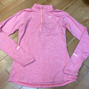 Primary Photo - BRAND: NIKE STYLE: ATHLETIC JACKET COLOR: SALMON SIZE: XS SKU: 178-178203-681