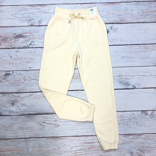 Primary Photo - BRAND:   STREETWEAR SOCIETY STYLE: ATHLETIC PANTS COLOR: YELLOW SIZE: XS OTHER INFO: STREETWEAR SOCIETY - NEW! PASTEL JOGGERS SKU: 178-178212-6284