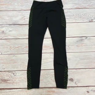 Primary Photo - BRAND: KYODAN STYLE: ATHLETIC PANTS COLOR: BLACK SIZE: S OTHER INFO: GREEN DETAIL SKU: 178-178212-5665
