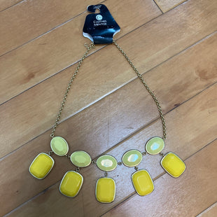 Primary Photo - BRAND: J CREW STYLE: NECKLACE COLOR: YELLOW SKU: 178-178199-2621