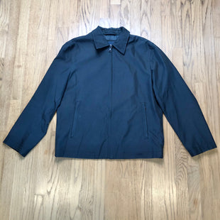 Primary Photo - BRAND: BANANA REPUBLIC STYLE: JACKET OUTDOOR COLOR: BLACK SIZE: M SKU: 178-178156-34