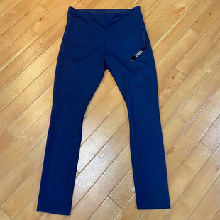 Primary Photo - BRAND: WHITE HOUSE BLACK MARKET STYLE: ATHLETIC PANTS COLOR: NAVY SIZE: L OTHER INFO: WIDE LEG SKU: 178-178214-936