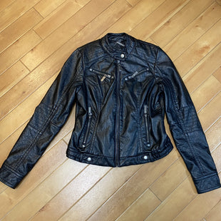 Primary Photo - BRAND: JOU JOU STYLE: JACKET OUTDOOR COLOR: BLACK SIZE: S SKU: 178-178102-53872