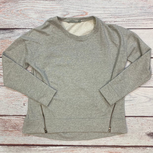 Primary Photo - BRAND: ATHLETA STYLE: ATHLETIC JACKET COLOR: GREY SIZE: S SKU: 178-178203-4334