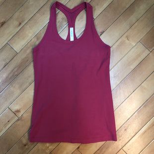 Primary Photo - BRAND: LULULEMON STYLE: ATHLETIC TANK TOP COLOR: PINK SIZE: M SKU: 178-17853-431