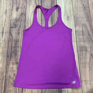 Primary Photo - BRAND: NEW BALANCE STYLE: ATHLETIC TANK TOP COLOR: FUSCHIA SIZE: S SKU: 178-178212-2229
