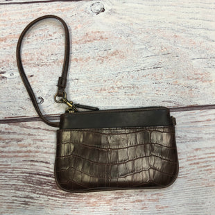 Primary Photo - BRAND: LIZ CLAIBORNE STYLE: WRISTLET COLOR: CHOCOLATE OTHER INFO: NEW! SKU: 178-178102-54234