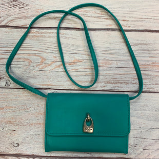 Primary Photo - BRAND: JG HOOK STYLE: HANDBAG COLOR: TURQUOISE SIZE: SMALL OTHER INFO: CROSS BODY WITH LOCK SKU: 178-178224-119