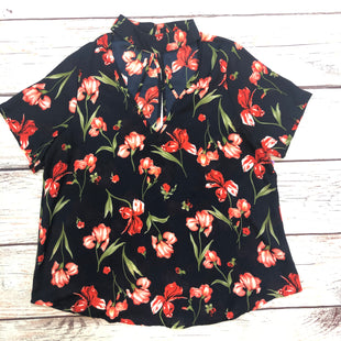 Primary Photo - BRAND: SIENNA SKY STYLE: TOP SHORT SLEEVE COLOR: FLOWERED SIZE: S OTHER INFO: NAVY/RED/GREEN SKU: 178-178212-6162