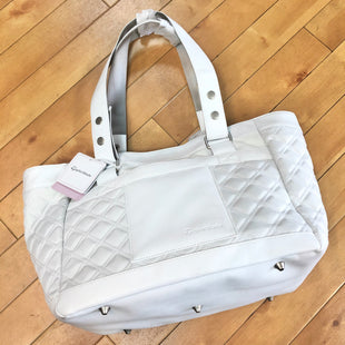 Primary Photo - BRAND:  TAYLOR MADESTYLE: TOTE COLOR: WHITE SIZE: LARGE OTHER INFO: NEW! $109 TM LADIES GOLF TOTE SKU: 178-178102-51811