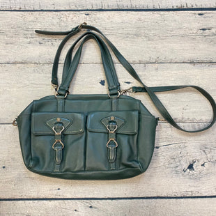 Primary Photo - BRAND: COLE-HAAN STYLE: HANDBAG DESIGNER COLOR: GREEN SIZE: MEDIUM SKU: 178-178212-864