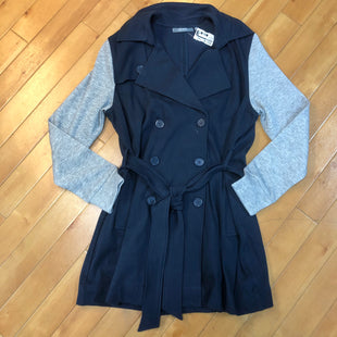 Primary Photo - BRAND: LISA RINNA STYLE: JACKET OUTDOOR COLOR: MULTI SIZE: M OTHER INFO: NAVY/GREY SKU: 178-178102-53836