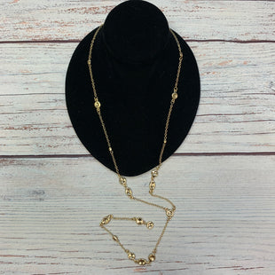 Primary Photo - BRAND: 14TH AND UNION STYLE: NECKLACE COLOR: GOLD OTHER INFO: NEW! SKU: 178-178102-64037