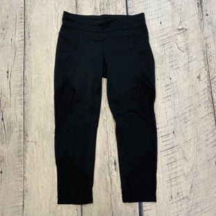 Primary Photo - BRAND: ATHLETA STYLE: ATHLETIC CAPRIS COLOR: BLACK SIZE: XS SKU: 178-17824-11551