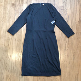 Primary Photo - BRAND: OLD NAVY STYLE: DRESS LONG LONG SLEEVE COLOR: BLACK SIZE: M OTHER INFO: NEW SKU: 178-178114-17748