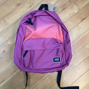Primary Photo - BRAND: VANS STYLE: BACKPACK COLOR: MULTI SIZE: LARGE OTHER INFO: PINK/ ORANGE OMBRE SKU: 178-178199-3494