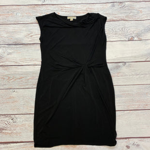 Primary Photo - BRAND: MICHAEL BY MICHAEL KORS STYLE: DRESS SHORT SLEEVELESS COLOR: BLACK SIZE: L SKU: 178-178212-5439