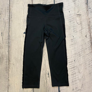 Primary Photo - BRAND: GAPFIT STYLE: ATHLETIC CAPRIS COLOR: BLACK SIZE: XS SKU: 178-17824-11552