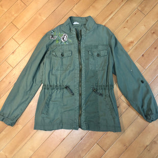 Primary Photo - BRAND: WESTPORT STYLE: JACKET OUTDOOR COLOR: OLIVE SIZE: L SKU: 178-178182-2552