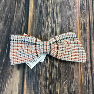Primary Photo - BRAND: J CREW STYLE:   CM TAG OTHER INFO: PLAID HAIR CLIP BOW SKU: 178-178203-396