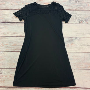 Primary Photo - BRAND: MICHAEL KORS STYLE: DRESS SHORT SHORT SLEEVE COLOR: BLACK SIZE: M SKU: 178-178212-5077