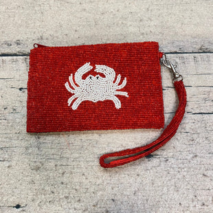 Primary Photo - STYLE: WRISTLET COLOR: RED OTHER INFO: WHITE CRAB SKU: 178-178203-4045