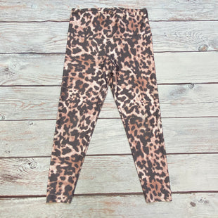 Primary Photo - BRAND:    ONZIE STYLE: ATHLETIC PANTS COLOR: ANIMAL PRINT SIZE: L OTHER INFO: ONZIE - GREY/MAUVE/WHITE SKU: 178-178212-5368