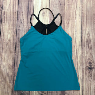Primary Photo - BRAND: FABLETICS STYLE: ATHLETIC TANK TOP COLOR: AQUA SIZE: S OTHER INFO: BLACK TRIMS SKU: 178-178102-56283