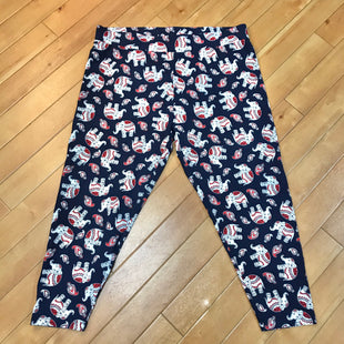Primary Photo - BRAND:    CLOTHES MENTOR STYLE: LEGGINGS COLOR: PRINT SIZE: XL OTHER INFO: C - NEW! SIZE 18- ELEPHANT PRINT SKU: 178-17883-11276