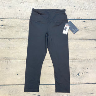 Primary Photo - BRAND: 90 DEGREES BY REFLEX STYLE: ATHLETIC CAPRIS COLOR: BLACK SIZE: M OTHER INFO: NEW! SKU: 178-178212-3263