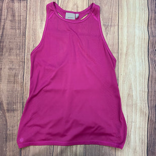 Primary Photo - BRAND: ATHLETA STYLE: ATHLETIC TANK TOP COLOR: FUSCHIA SIZE: S SKU: 178-178102-47044