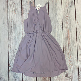 Primary Photo - BRAND: LUSH STYLE: DRESS SHORT SLEEVELESS COLOR: LAVENDER SIZE: S OTHER INFO: NWT! SKU: 178-178203-2612