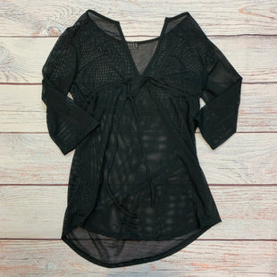 Primary Photo - BRAND:  STYLE: COVERUP COLOR: BLACK SIZE: L OTHER INFO: JORDAN TAYLOR COLLECTION - SKU: 178-178102-63512