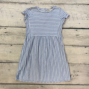 Primary Photo - BRAND: LOFT STYLE: DRESS SHORT SHORT SLEEVE COLOR: STRIPED SIZE: XS OTHER INFO: BLUE/WHITE SKU: 178-178212-4119