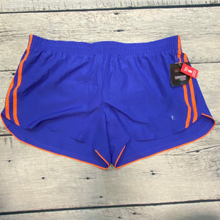 Primary Photo - BRAND: DANSKIN STYLE: ATHLETIC SHORTS COLOR: PURPLE SIZE: XL OTHER INFO: ORANGE TRIM/NWT SKU: 178-178203-816