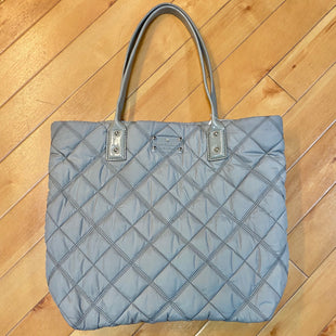 Primary Photo - BRAND: KATE SPADE STYLE: HANDBAG DESIGNER COLOR: TAUPE SIZE: LARGE OTHER INFO: GRAY AND WHITE INSIDE SKU: 178-178212-200