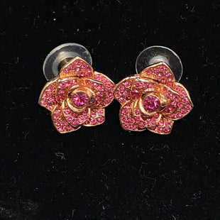 Primary Photo - STYLE: EARRINGS COLOR: PINK OTHER INFO: FLOWERS SKU: 178-178203-4879