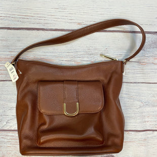 Primary Photo - BRAND: TALBOTS STYLE: HANDBAG LEATHER COLOR: BROWN SIZE: MEDIUM OTHER INFO: NEW SKU: 178-17853-408