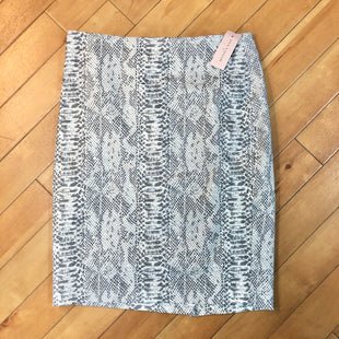Primary Photo - BRAND: ANN TAYLOR O STYLE: SKIRT COLOR: ANIMAL PRINT SIZE: 4PETITE OTHER INFO: NEW! SKU: 178-17822-61873