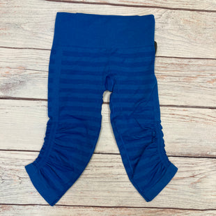 Primary Photo - BRAND: LULULEMON STYLE: ATHLETIC CAPRIS COLOR: BLUE SIZE: S SKU: 178-178212-4822