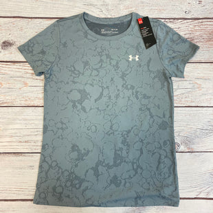 Primary Photo - BRAND: UNDER ARMOUR STYLE: ATHLETIC TOP SHORT SLEEVE COLOR: GREY SIZE: S OTHER INFO: NWT! SKU: 178-178203-3559