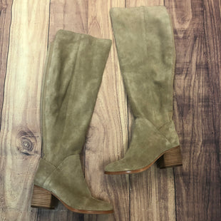 Primary Photo - BRAND: MARC FISHER STYLE: BOOTS KNEE COLOR: TAN SIZE: 5.5 SKU: 178-178212-2002